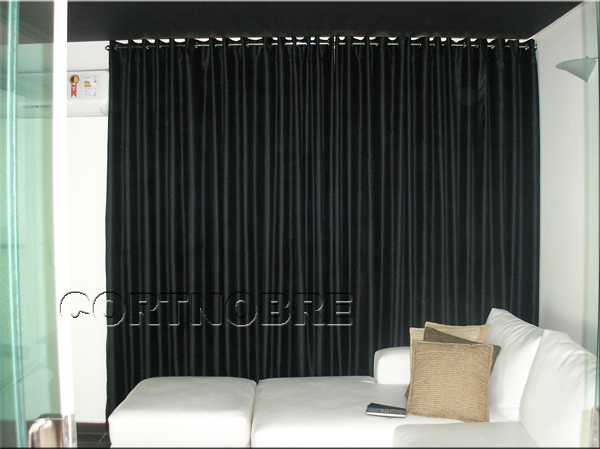 cortinas para home office